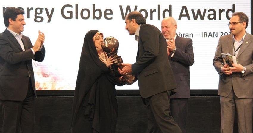 جایزه بنیاد جهانی انرژی به طرح فاضلاب تهران رسید