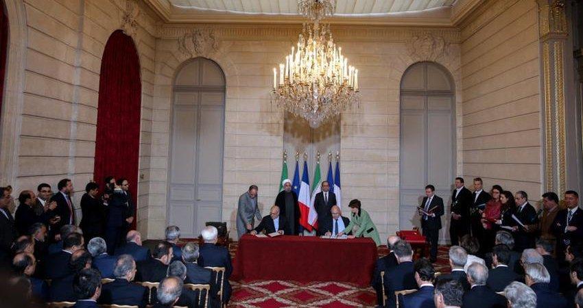 آب و محیط زیست موضوعات مورد علاقه ایتالیا و فرانسه برای همکاری با ایران