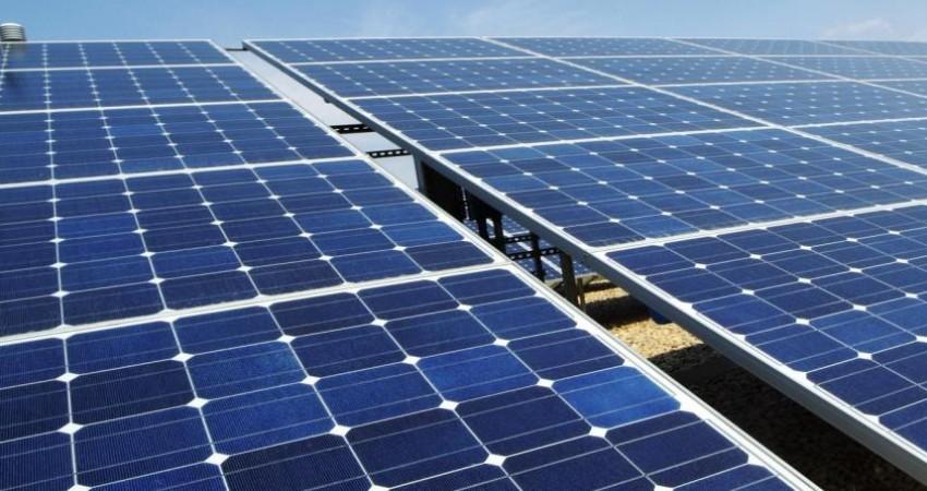 بهره برداری از نخستین نیروگاه خورشیدی پایتخت