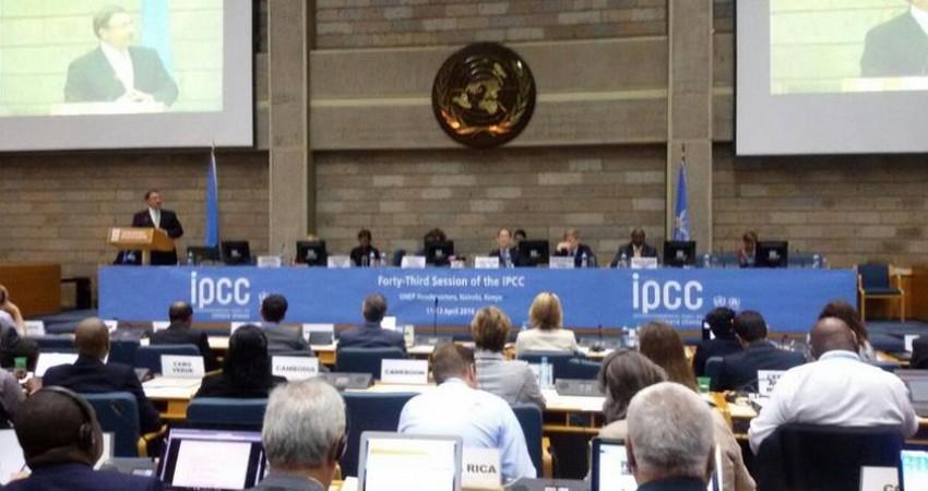 نشست هیات بین الدولی تغییر اقلیم در کنیا