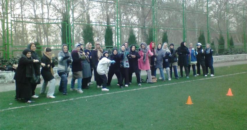 فضای سبز عمر زنان را افزایش می دهد