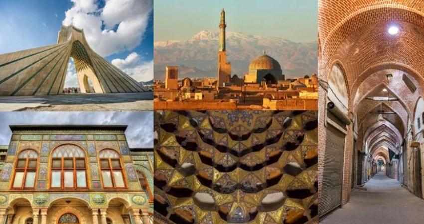 معرفی مراکز گردشگری ایران در روزنامه انگلیسی