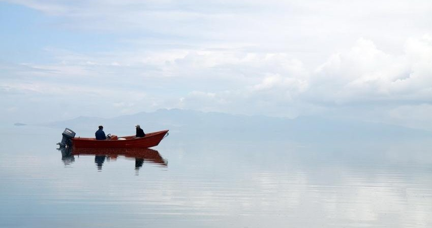 خشکی دریاچه ارومیه به مرحله خطرناک رسیده است