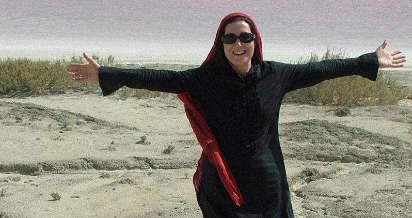 فاطمه معتمد آریا سفیر محیط زیست شد
