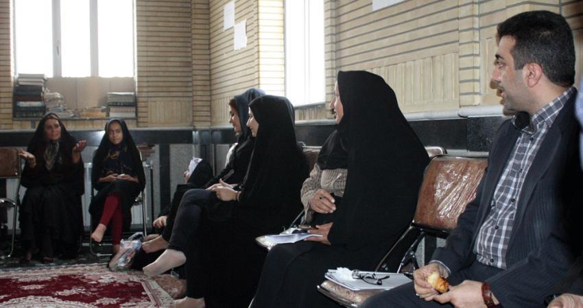 توان افزایی زنان روستایی محدوده دریاچه ارومیه با کمک ژاپن