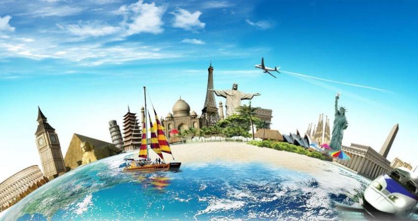 گردشگری، سومین صادرات بزرگ جهان