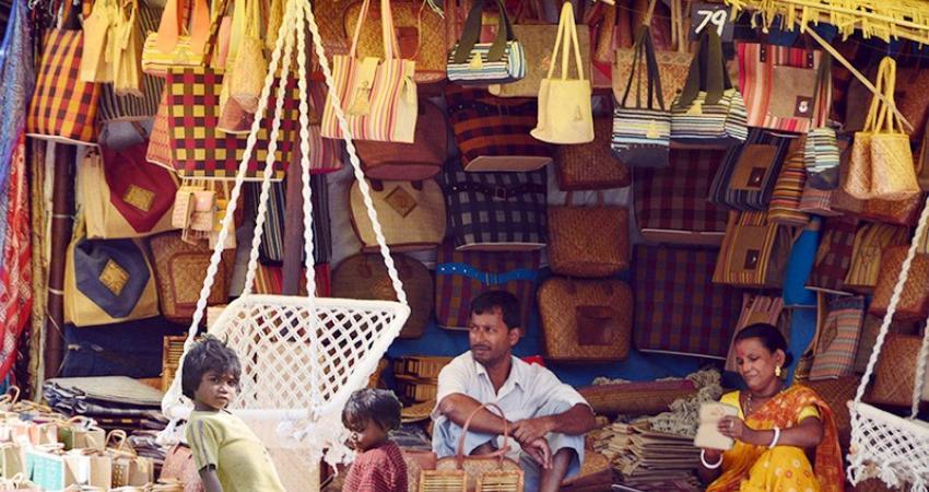 نشان اعتماد، نگاهی به تجربه هند در صنایع دستی