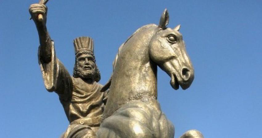 آريو برزن، سردار بزرگ دیروز و سرمایه گردشگری امروز