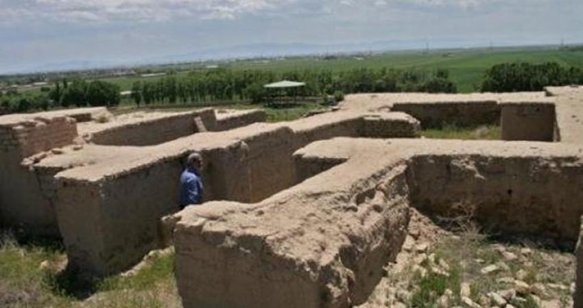 محوطه باستانی ازبکی آزاد شد