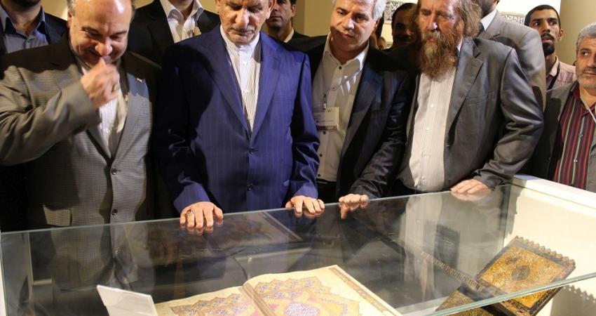 رفع اشتباهات مدیران گذشته و بازگشایی موزه دوران اسلامی اتفاقی مثبت است