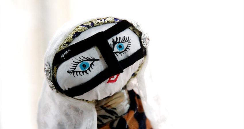 راز ساخت عروسک های بومی تنها با پژوهش و معرفی حفظ  می شود