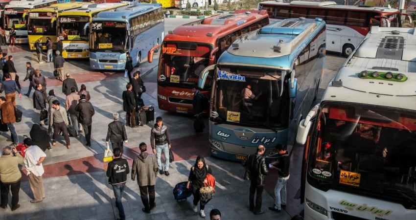 قیمت بلیت اتوبوس دوباره گران شد