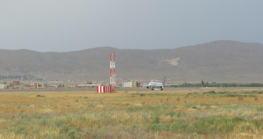 ساخت 7 فرودگاه بزرگ در کشور