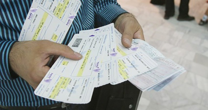 آزادسازی نرخ بلیت هواپیما از ابتدای سال ۹۵