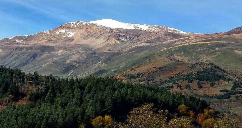 مسیر سبز کوهستان قله «سماموس» افتتاح شد