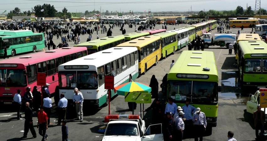 كرایه تاكسی و اتوبوس 15 درصد افزایش یافت