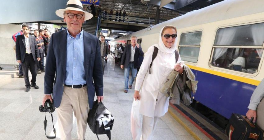 سرازیر شدن سیل گردشگران انگلیس به ایران