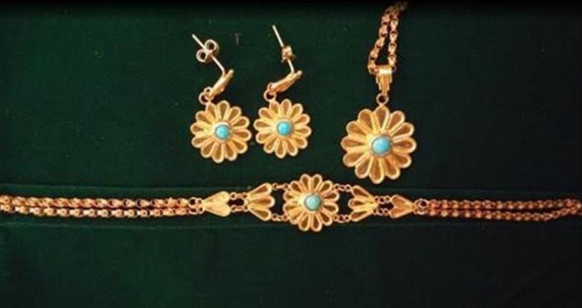 سازمان میراث فرهنگی میزبان نمایشگاهی از زیور آلات سنتی ترکمن