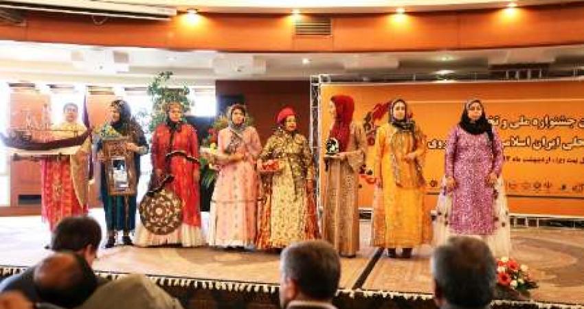 گشایش جشنواره ملی شناخت و آموزش لباس های محلی ایران در شیراز