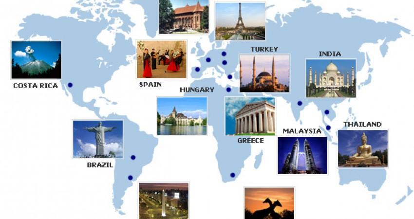 تراز منفی 6 میلیارد دلاری صنعت گردشگری کشور