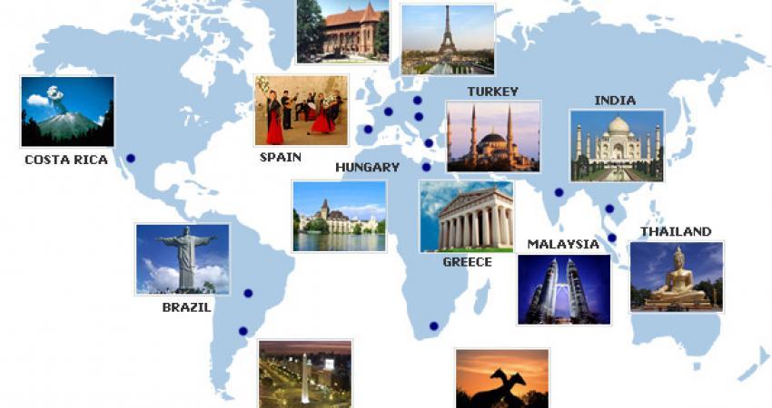 جایگاه پایین ایران در لیست کشورهای مناسب برای گردشگری