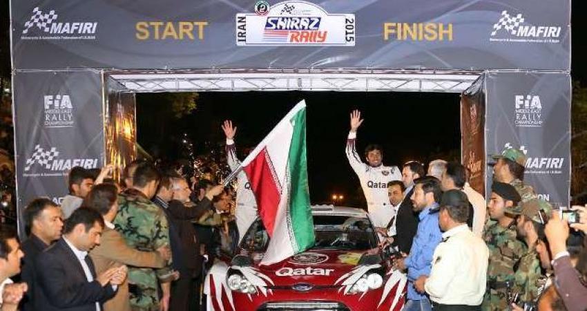 رالی خاورمیانه فرصتی برای تقویت توریسم ورزشی ایران