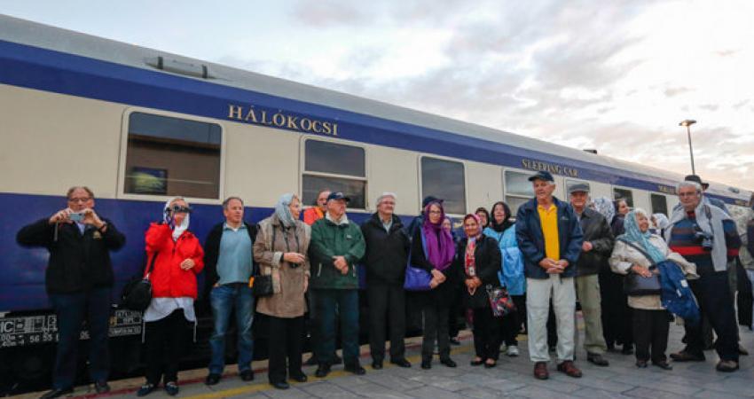 سومین قطار گردشگری اروپا امروز وارد کشور می شود