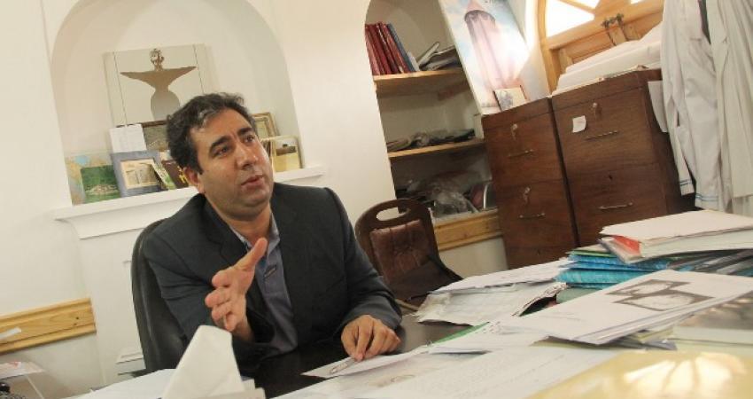 استعفای مدیر موزه ملی