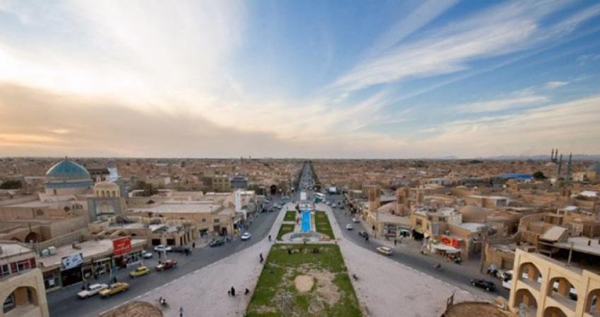 بازدید معاونان رئیس جمهور از بافت تاریخی یزد