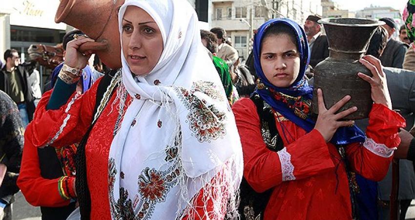برگزاری جشنواره کوچ عشایر ایران در یاسوج