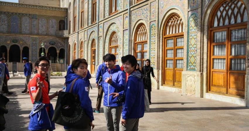 صادرات گردشگری ایران رو به کاهش است