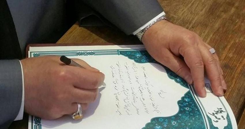 رییس جمهوری از خانه مشروطه تبریز بازدید کرد