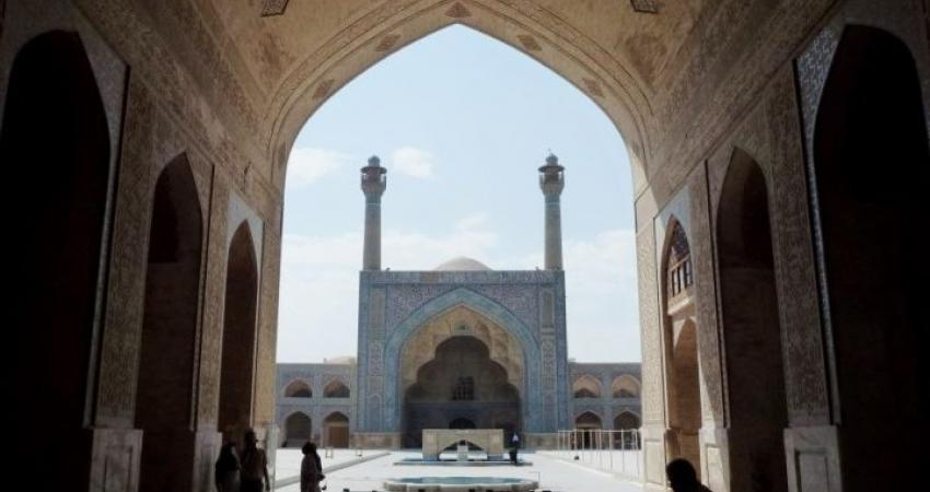 پایگاه جهانی مسجد جامع اصفهان افتتاح شد