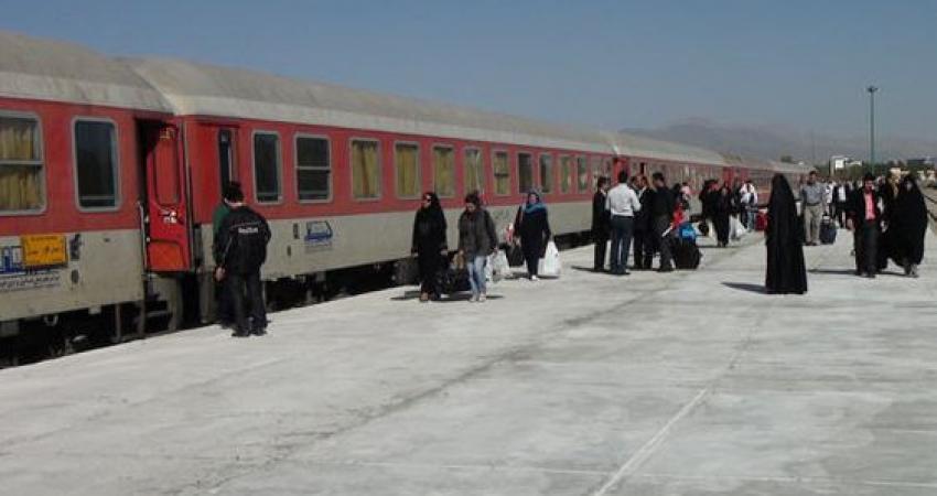 قیمت بلیت قطار فعلا گران نمی شود
