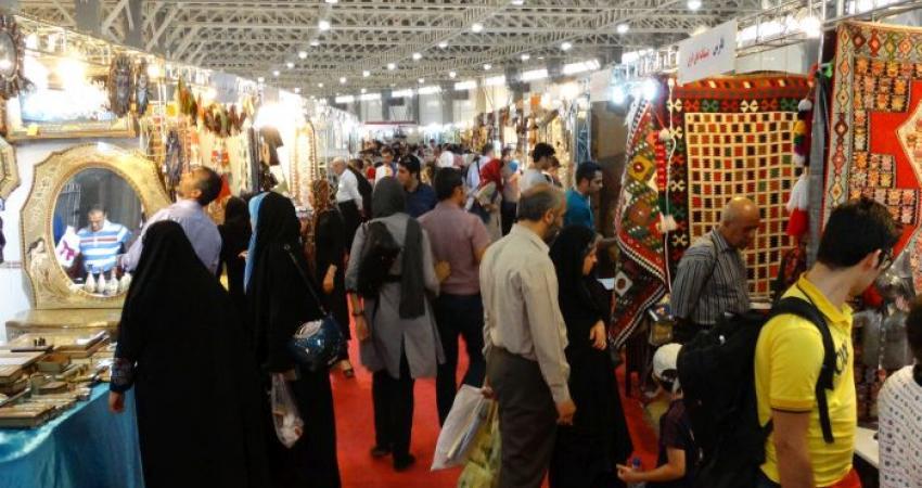 ژاپن و روسیه خواستار برپایی نمایشگاه صنایع دستی ایران در کشورشان شدند
