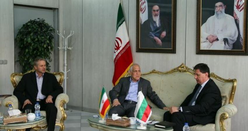 صدور ویزای شینگن در مرز بلغارستان برای تجار ایرانی
