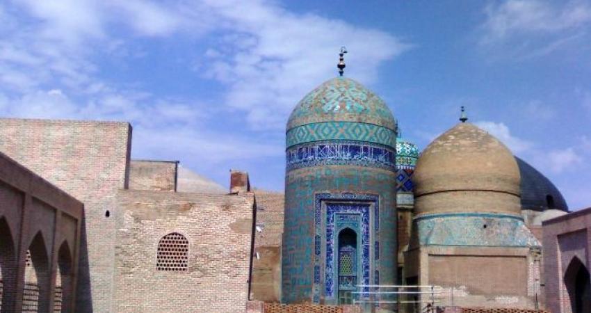 راه اندازی آزمایشگاه مرمت آثار تاریخی در مجموعه جهانی شیخ صفی