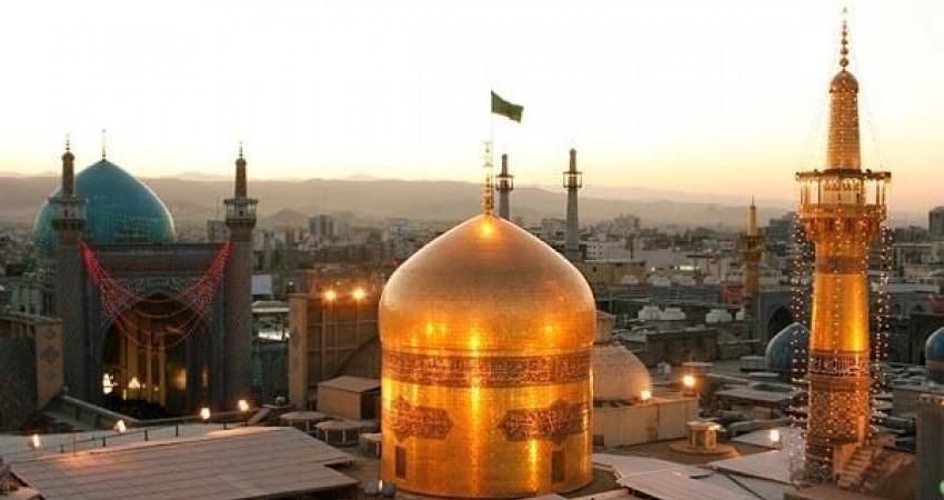 مشهد مقصد نیمی از گردشگران خارجی ورودی به ایران است