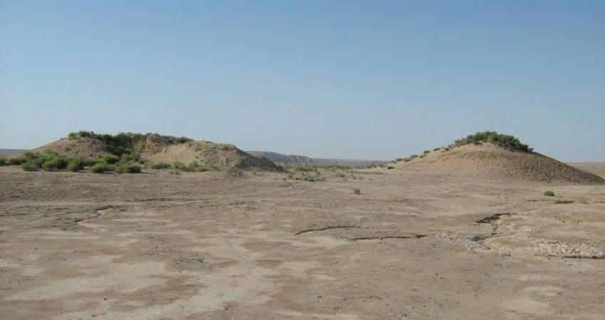 شروع دوباره کاوش باستان شناسی در محوطه پارینه سنگی میرک سمنان