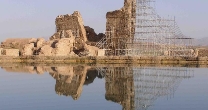 تخت سلیمان مجموعه اسرارآمیز در دل تاریخ