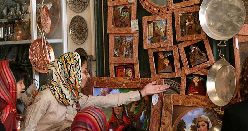 «اودلاجان» با هنر و صنایع دستی جان می گیرد