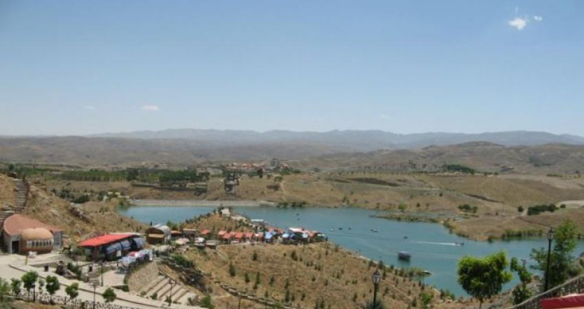 افتتاح «تله کابین آبی و خاکی» در چالیدره مشهد