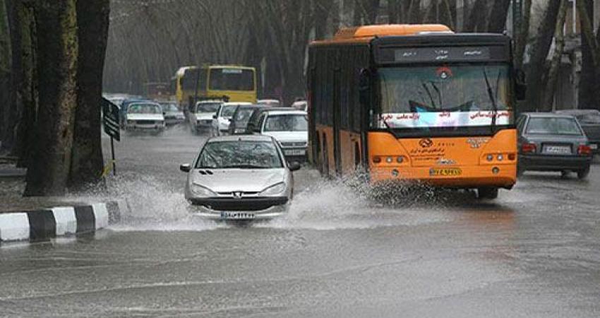 وضعیت آب و هوا در تعطیلات عید فطر/بارش باران در 6 استان