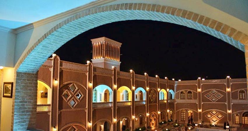 هتل های سنتی، ظرفیتی پایدار برای توسعه گردشگری