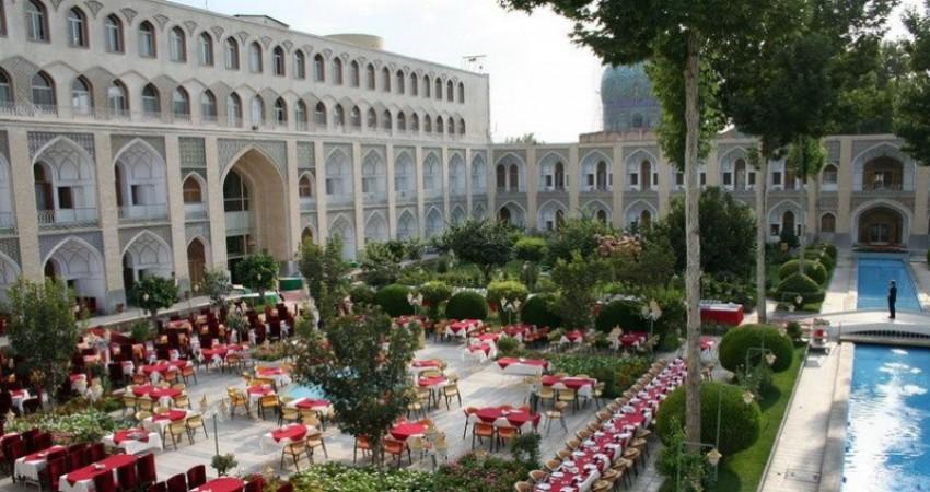 افول ستاره در هتل های اصفهان