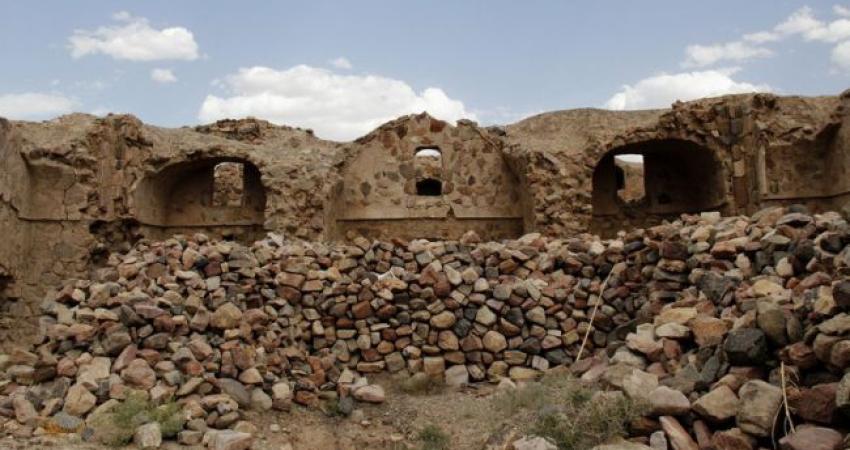 شبیخون حفاران غیرقانونی به کاروانسرای تیموری جاجرم