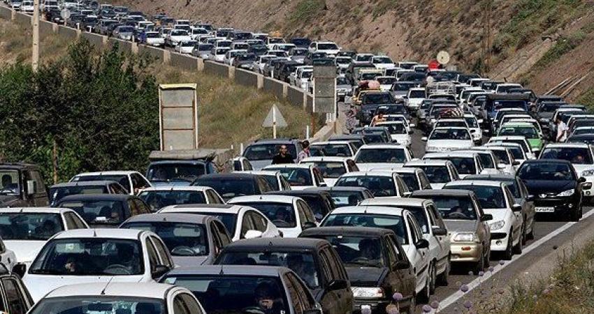 چاره رفع ازدحام جاده ها در تعطیلات