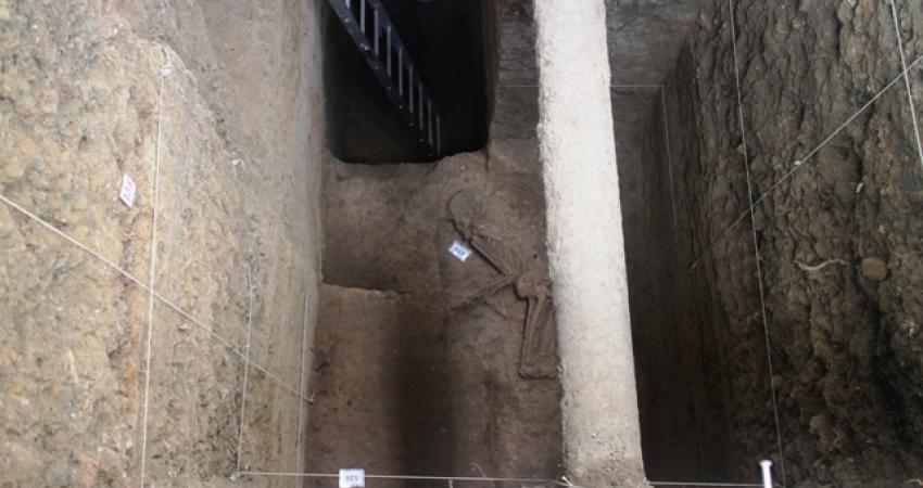 فصل دوم کاوش های باستان شناسی در خیابان مولوی شروع شد