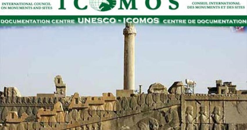 جایزه سال 2015 ایکوموس به یک ایرانی تعلق گرفت