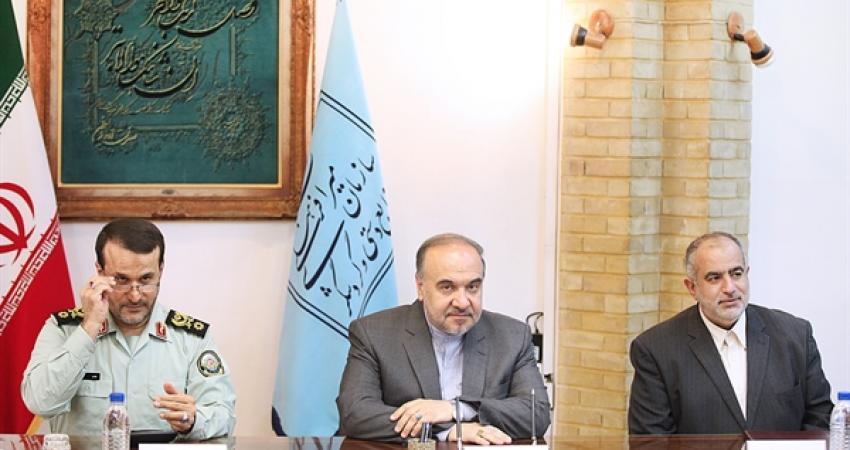 سازمان میراث فرهنگی و ستاد مرکزی راهیان نور تفاهم نامه همکاری مشترک امضاء کردند